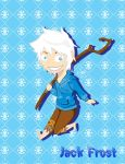chibi jack frost after by kasou18