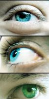 eyes by hich-stock