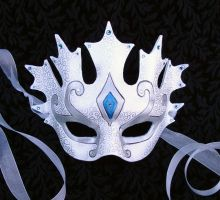 Snowflake Mask by merimask