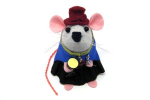 Miss Marple Mouse by The-House-of-Mouse