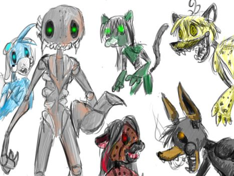 Five Nights at Alton's 2 by MephilesTheCute09