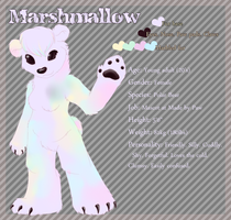 Marshmallow Ref by SquishifiedBubble