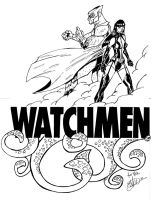 watchmen by thailur
