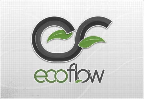 Ecoflow Logo by CandidoNeto
