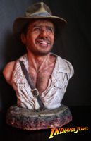Indy Bust 2 by jjportnoy