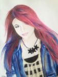 Allison Iraheta, Take Two by FnickDieHard17