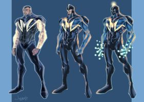 Blue Marvel Yo by Jonboy007007