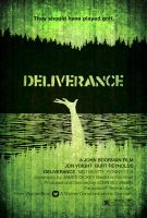 Deliverance by rob3rtarmstrong