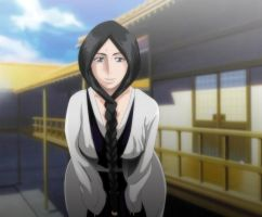 Bleach Squad 4 Captian Unohana Retsu by Mr123GOKU123