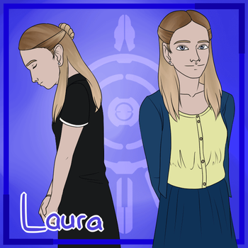 CLE Countdown - Laura by A-queenoffairys