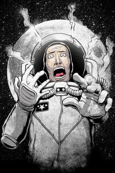 Death in space by killpop