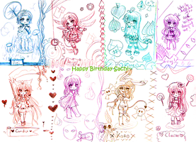 :G: .: Happy Birthday Sachi~ :. by KiGaMin