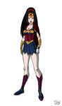 WonderWoman Redesign JAM by UsmanHayat