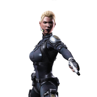 Mortal Kombat X - Cassie (Primary) (quick release) by DatKofGuy