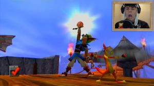 Jak and Daxter Episode Fail! xD! MY FACE! by TheToxicDoctor