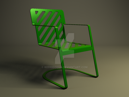 Green Chair by rodrigogua