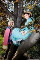 Howl's Moving Castle by The-Cosplay-Scion