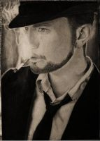 Jackson Rathbone by miennien