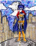 Batgirl by 158jessi
