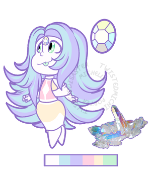 Angel Aura Quartz Adoptable Auction | OPEN by TwistedDisaster