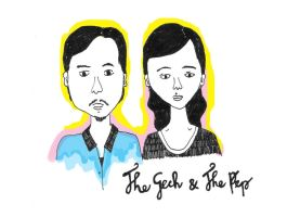 The Gech and The Pep by kutu-kupret