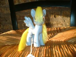 Custome MLP: Derpy Hooves (2) by marienoire