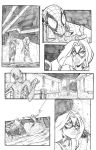 Spiderman page example by dtoro