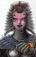 Lilandra by olybear