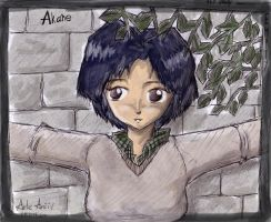 Snapshots:Akane-Fly Away-Color by emptee182