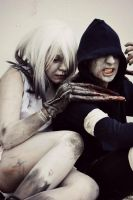L4D Witch X Hunter cosplay  by The SC Cosplay by theSCcosplay