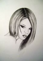 Rihanna by AquaticOcean