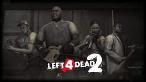 Left 4 Dead 2 Wallpaper by WildMax910