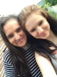 Me and my 14 year old daughter Bryanna 2 by WyckedAngel