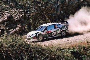 2007, Jari-Matti Latvala, Ford, Tavira, Portugal by F1PAM