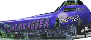 Grave Dragger 01 by Aimousin
