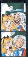 RegxAlice Photo booth strip by palmcastle