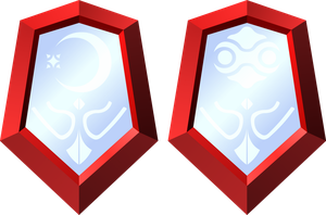 Mirror Shield - OoT by Doctor-G