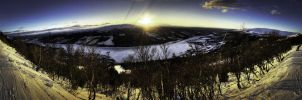 Aare Panorama by DrySin