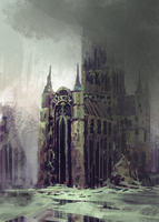 Unholy Church by fmacmanus