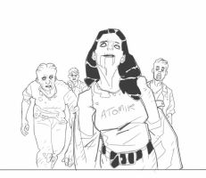Zombies preview by kartinka75