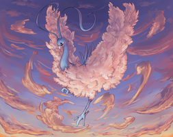 pokeddexy 03 dragon - altaria by Peegeray