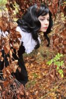 Yennefer: in the Blackwood by alberti