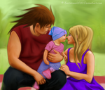 Family Picnic by Sorceress2000