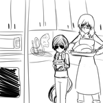 When Sapph Is Home by NaijMizuho