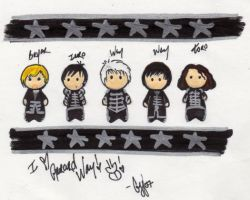 The Mini Black Parade by GeeFreak