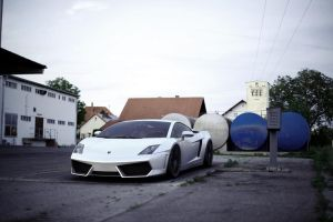 Lamborghini Gallardo LP-550-2 by ColdFusion20