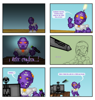 BZPower Comic Contest #3 Entry by TertonDA