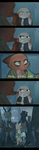 Saved by a Savage Fox by KungFuFreak07