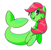 KittyKate's Pony by Perrydotto