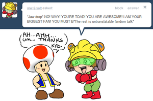 Tell Toad - Big Fan!! by pocket-arsenal